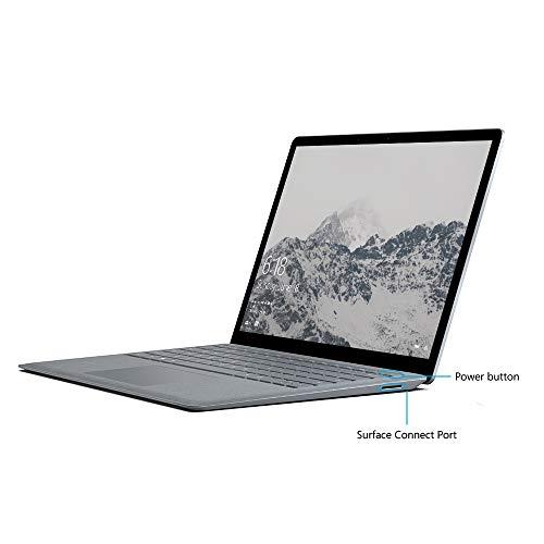 Microsoft Surface Laptop Intel Core i7 7th Gen 13.5 inch TouchscreenLaptop (8GB/256GB/Windows 10 S/Integrated Graphics/Platinum/1.283kg), 1769 5