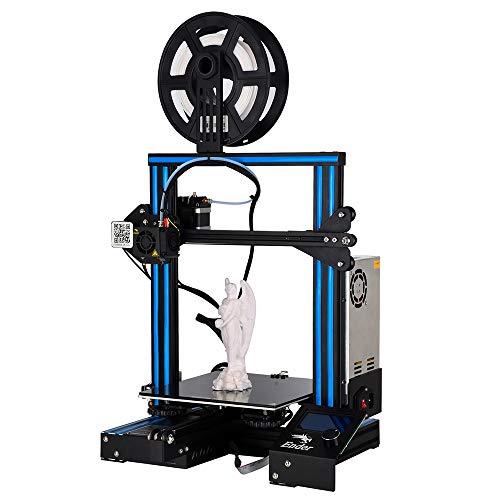 ENDER-2 未組立 3Dプリンターキット Reprap Prusa i3 DIY アルミ合金フレーム 造形サイズ150*150 * 200mm ...