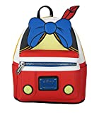 Loungefly Disney's Pinocchio Faux Leather Mini Backpack Standard