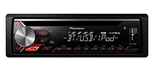 Pioneer DEH-3900BT 1DIN Autoradio mit Bluetooth Freisprecheinrichtung