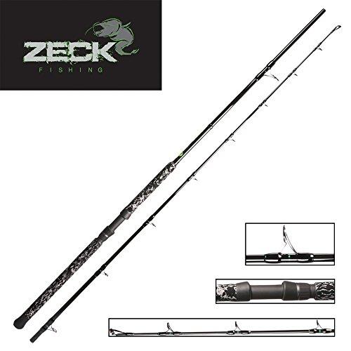 Zeck - Buddy - Canna da pesca per siluro europeo, 2,90 m