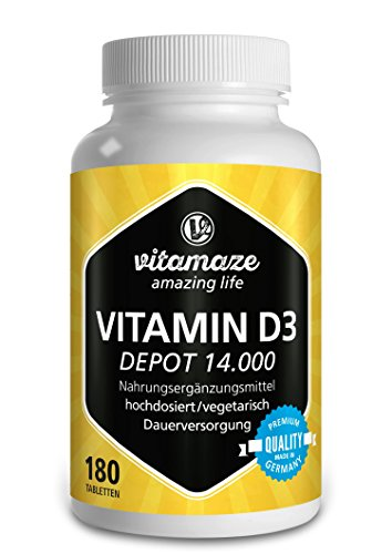 Vitamaze® Vitamina D3 14.000 UI altamente concentrada...
