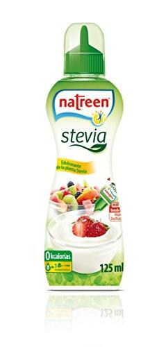 Natreen Edulcorante Liquido Stevia, 125ml