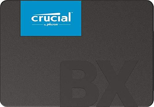 Crucial BX500 240 GB CT240BX500SSD1 Unidad interna de estado sólido,...