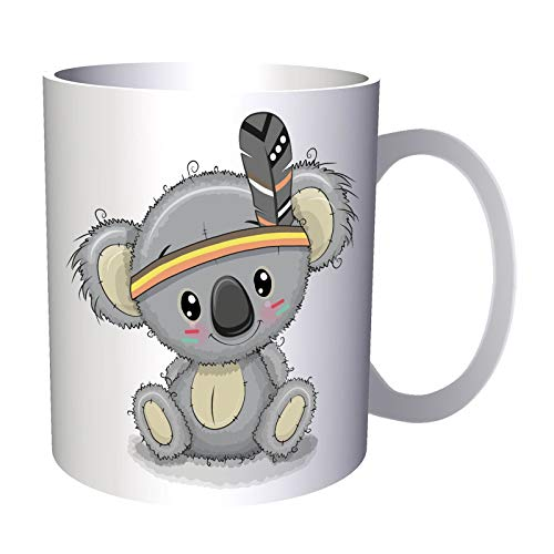 Indian Koala Bear 330 ml taza ff513