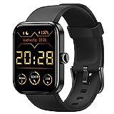 """CUBOT Smartwatch, 1.7"""" pantalla táctil, Fitness Tracker con Alexa, oxímetro de pulso(SpO2),..."""