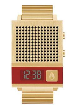 Nixon Dork Too Men's All Gold Watch