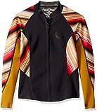 Billabong Women's Peeky Wetsuit Jacket, Serape, 2
