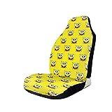 DHUQIHK-KDKEK Spongebob Car Seat Covers (Set of 1 PCS Or 2 PCS)