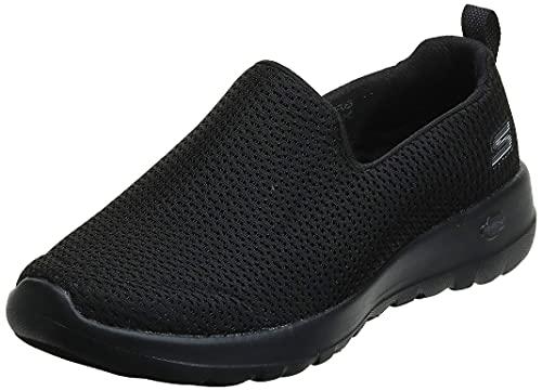 Skechers Performance Go Walk Joy, Zapatillas Mujer, BBK Black Textile/Trim, 38 EU