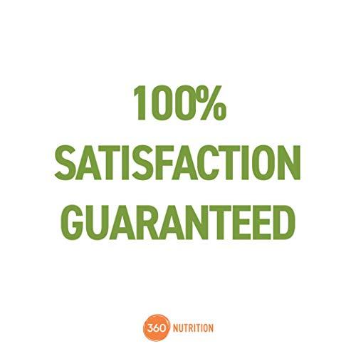 360 Nutrition Green Tea Detox Cleanse | 15 Servings | Weight Loss, Senna Leaf and Garcinia Cambogia Powder 7