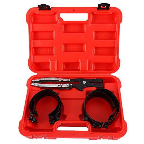 FreeTec - Set di 7 fasce elastiche per anelli di tenuta, 73-111 mm