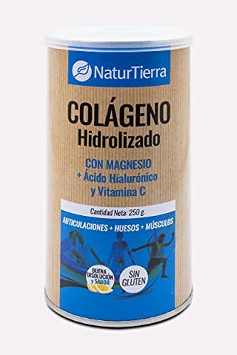 Naturtierra Naturtierra Colágeno Hidrolizado Con Magnesio +