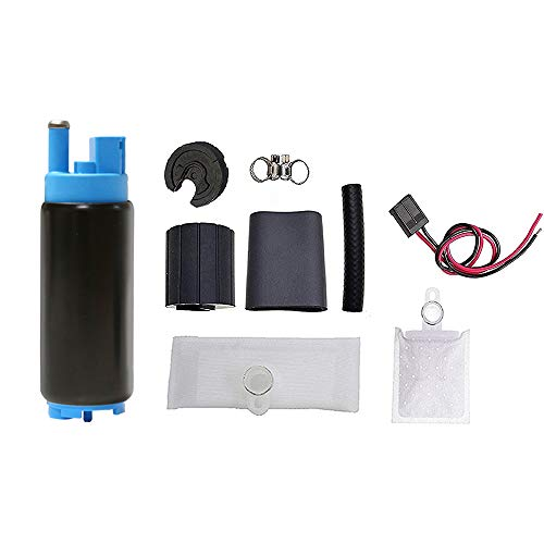 A ABIGAIL GSS342 255 LPH High Flow Electric Intank Fuel Pump with Installation Kit