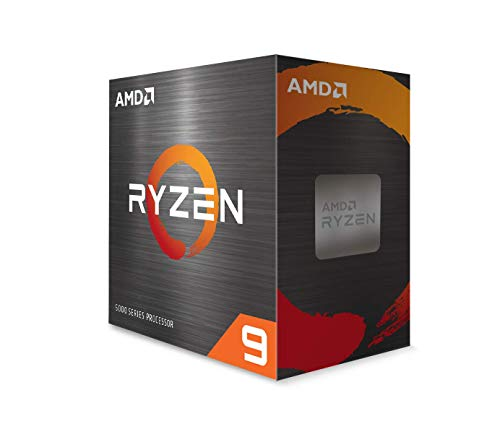 AMD Ryzen 9 5900X Box