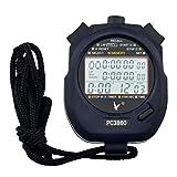 Leap, chronomètre de sport numérique de poche avec minuterie résistant...