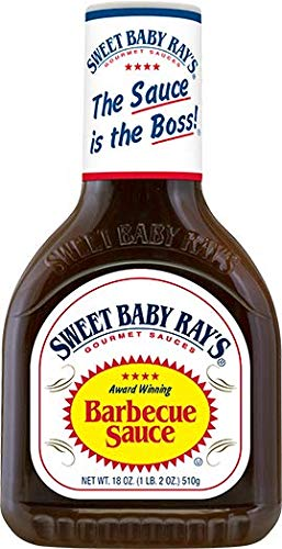 Sweet Baby Rays Sauce Bbq PACK OF 3 18 OZS