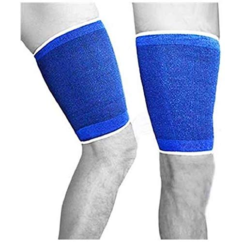 2 Fascia coscia,supporto elastico coscia,compressione coscia.uomo e donna