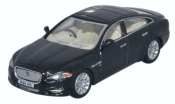 Oxford Diecast 76XJ005 Jaguar XJ Ultimate Black