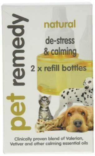 Pet Remedy - Recambio Natural antiestrés y calmante, 40 ml, 2...
