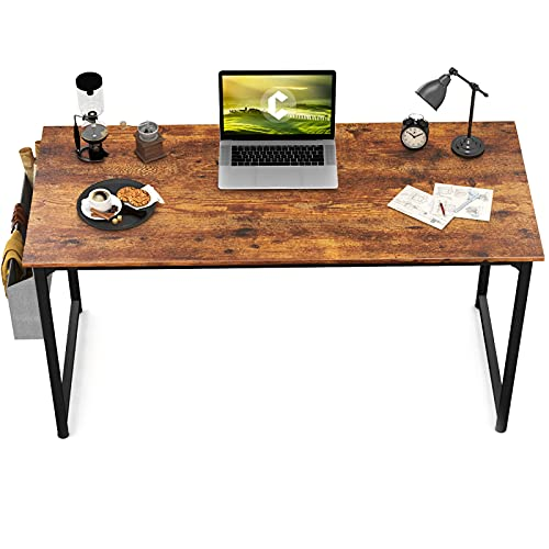 CubiCubi Study Computer Desk 47' Home Office Writing Small Desk,...