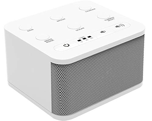 Big Red Rooster 6 Sound White Noise Machine |...