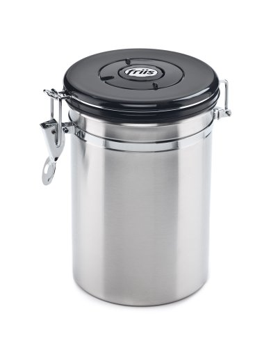 Product Image 4: Friis 16oz Stainless Steel Coffee Vault Canister, 16-Ounce