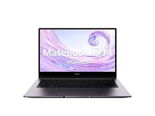 Huawei Matebook D14 - Ordenador Portátil Ultrafino de 14' FullHD (Intel...
