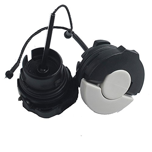 Hipa Fuel Cap Oil Cap for Stihl Chainsaw MS250 MS210 HT101 HT100 HT130 HT131 HT250 MS171 MS181 MS192 MS200 MS211 MS230 MS240 MS260 MS270 MS280 MS340 MS360 MS380 MS381 MS390 MS391 MS440 MS441 MS460