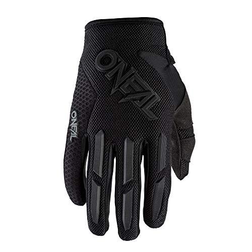 Oneal Element Glove Black Protezioni MX Motocross, Unisex - Adulto, Nero, M