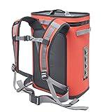 YETI Hopper Backflip 24 Soft Sided Cooler/Backpack, Coral
