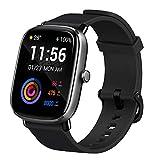 Amazfit GTS 2 Mini Smartwatch GPS Fitness Aktivitätstracker mit Alexa, AMOLED, 14 Tagen Akkulaufzeit, 70 Sportmodi, Überwachung von SpO2, Herzfrequenz, Schlaf und Stress für Herren Damen