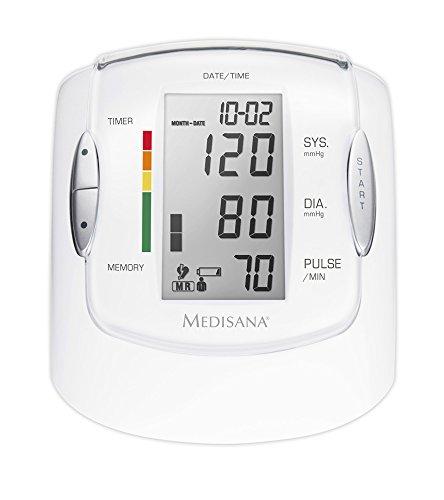 Medisana MTP Pro Misuratore di Pressione Sanguigna Braccio Superiore, senza Cavi, Visualizzazione...