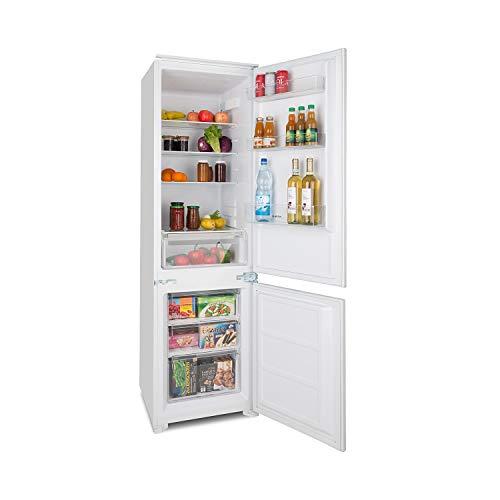 KLARSTEIN CoolZone 250 Eco Frigorifero-Congelatore - Combinazione Frigo/Congelatore, Volume Totale...
