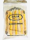 12x Premium Miswak - Zahnholz Siwak - Meswak - Sewak - Holzzahnbürste Zahnputzholz