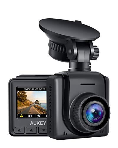 AUKEY Mini Dash Cam 1080p FHD Telecamera per Auto