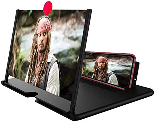 MKG OrderIQ Mobile Phone 3D Screen Magnifier 3D Video Screen Amplifier Eyes Protection Enlarged Expander Support for All Smartphones