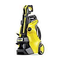 K5 Power Control Pressure washer is the most effective way to clean outdoors & Cars in extremely easy way with 145 bar powerful pressure The pressure level is adjusted on the spray lance and can be viewed on the LED display on the trigger gun – for m...