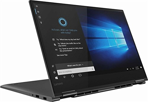 New 2018 Lenovo Yoga 730 2-in-1 15.6' FHD IPS Touch-Screen Laptop, Intel i5-8250U, 8GB DDR4 RAM, 256GB PCIe SSD, Thunderbolt, Fingerprint Reader, Backlit Keyboard, Built for Windows Ink, Win10