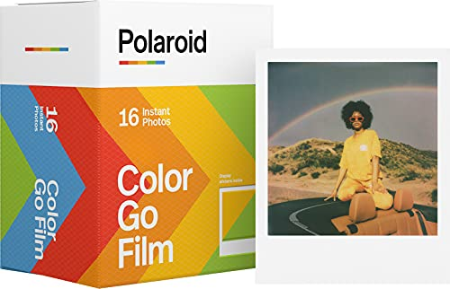 Polaroid Go Color Film (8 枚入り x 2 パック)