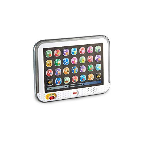 Fisher-Price Mi primera tablet, juguete electrónico bebé +1...