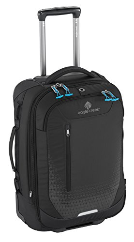 Eagle Creek Expanse Carry-on 22 Inch Luggage, Black, One...
