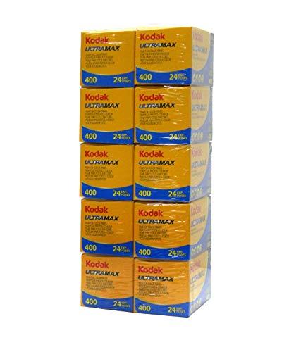 Kodak カラーネガフィルム ULTRAMAX 400 35mm 24枚撮 3本セット 6034052