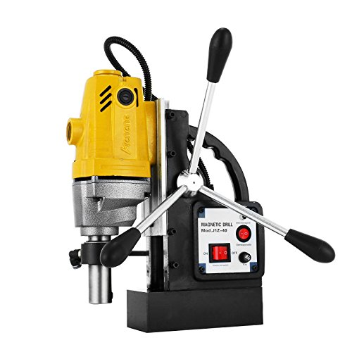 HODOY-MD-40 Trapano Magnetico 1-1/2' 40mm Trapano Colonna Base Magnetico (Md40 Magnetic Drill)