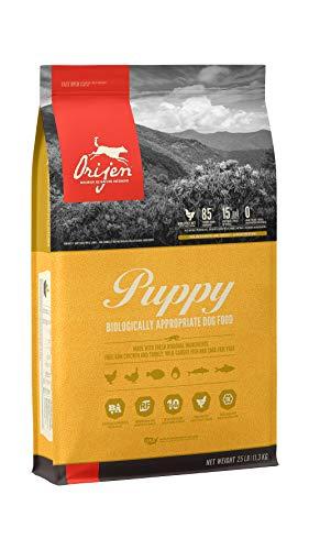 ORIJEN Dog Puppy Recipe, 25lb, High-Protein...