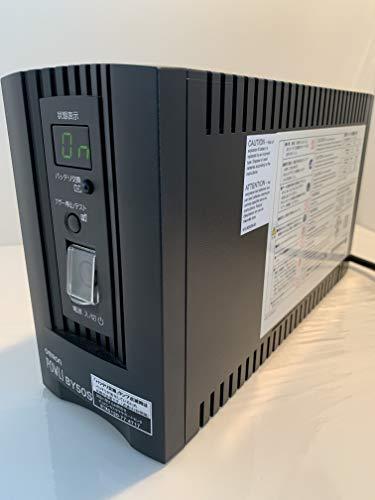 オムロン 無停電電源装置(常時商用給電/正弦波出力) 500VA/300W BY50S