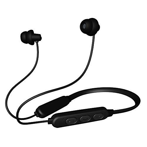 MAXROCK Wireless Sleeping Headphones - Noise Blocking Neckband Sleep Earplug Earbuds Bluetooth 4.1Quick Charge Wireless Sleep Headsets for Insomnia, Side Sleeper, Snoring, Relaxation and Sports
