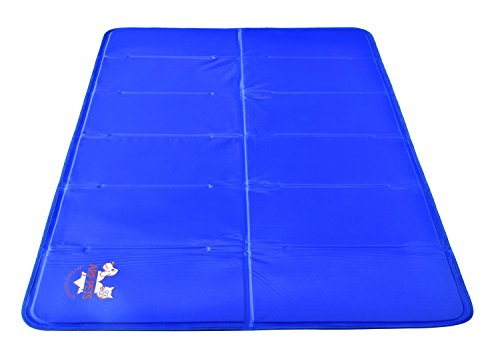 Pet Dog Self Cooling Mat Pad for Kennels, Crates...