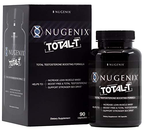 Nugenix Thermo and Total-T - Thermogenic Fat Burner and Total Testosterone Booster for Men 3