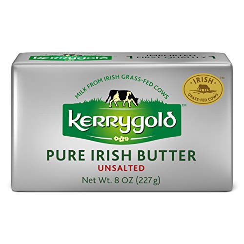 Kerrygold Pure Irish Butter, Unsalted, 8 oz
